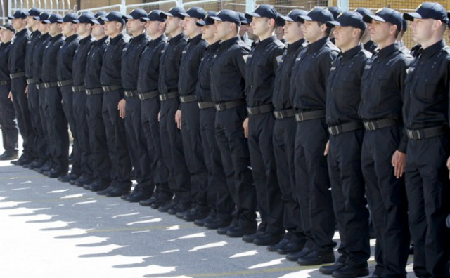 Sutra prisegu polaže 80 policijskih službenika