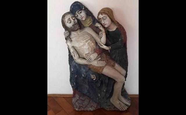 Skulptura Isusa Krista stara više od 500 godina