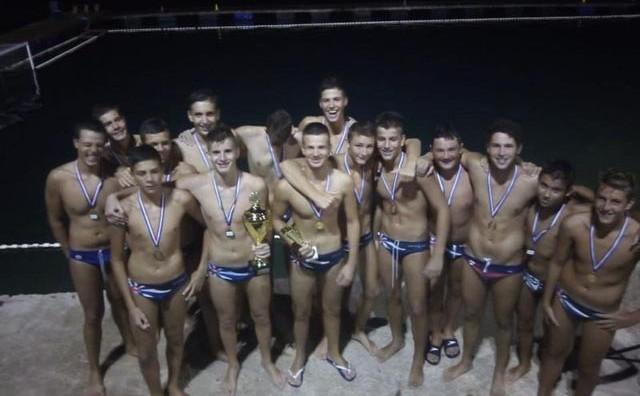 U Neumu održan 9. Memorijalni vaterpolo turnir Ivica Bačić