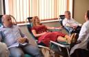 U Domu HDZ-a BiH organizirana akcija darivanja krvi