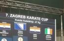 4 odličja sa Zagreb Cupa za karateše Zrinjskog