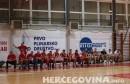 HKK Zrinjski- KK Split 85:83