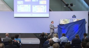 Europska središnja banka (ESB) predstavila je nove novčanice od 100 € i 200 €