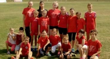 Atletičari Zrinjskog uspješni na 13.međunarodnom mitingu 'Dani Berbe grožđa-Bože Gagro'