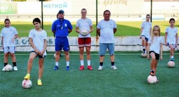 ŽNK Neretva: 'Imamo najtalentiranije pionirke u Hrvatskoj'