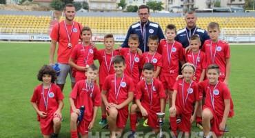 Mladim nogometašima Zrinjskog drugo mjesto na Kupu Posušja 2018.