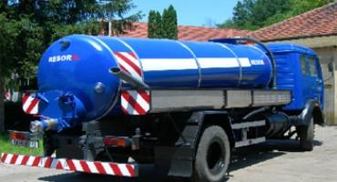 Čapljina ne posjeduje kamion za pražnjenje sadržaja septičkih jama