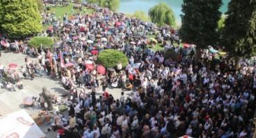 Tisuće vjernika za blagdan Male Gospe hodočastile na Šćit