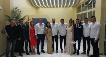 Oženio se Pero Stojkić kapetan HŠK Zrinjski