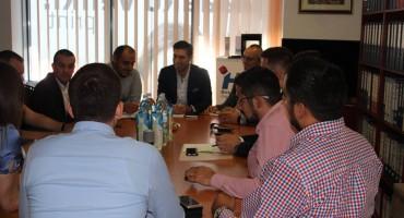 Mladež HDZ-a BiH: Ovu prigodu smo iskoristili kako bismo najbolje europske prakse ugradili u političku zbilju BiH