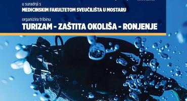 Mostar: Znanstvena tribina Turizam – Zaštita okoliša – Ronjenje