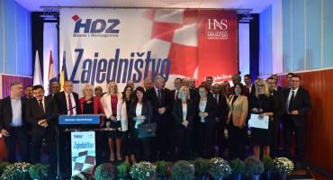 HDZ BiH jedina stranka koja sama može formirati vlast u dvije županije