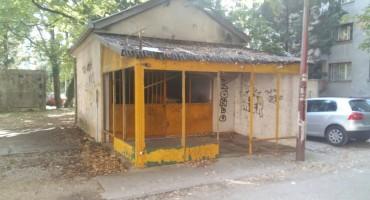 Mostar: Uklanjanje bespravnog objekta