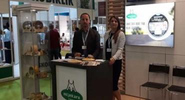 Livanjski sir predstavljen izlagačima i posjetiteljima u Istanbulu