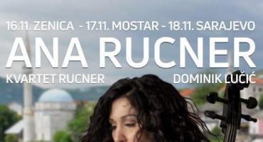 Najavljujemo spektakularnu bh turneju Ane Rucner i Marka Bošnjaka