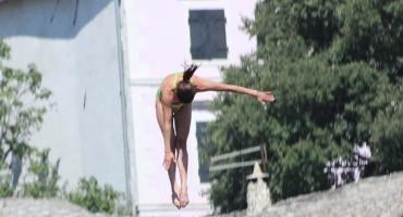 Danas u Mostaru počinje 'Red Bull Cliff Diving'