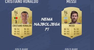 Objavljene sve ocjene igrača na FIFA 19