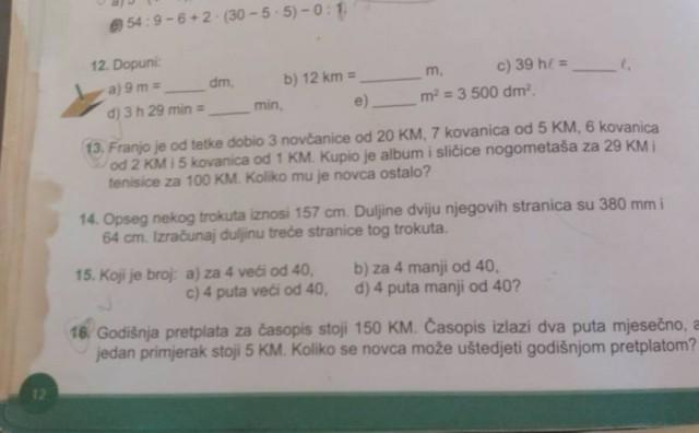 Evo kakve nelogične gluposti uče djeca u osnovnoj školi u Hercegovini