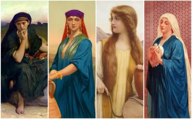Ovo je 12 prekrasnih biblijskih imena koja možete dati svojim djevojčicama
