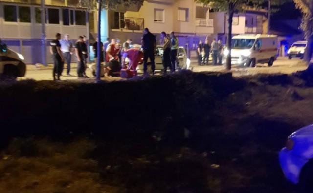 Mostar: U masovnoj tučnjavi dvije osobe ozlijeđene, osam osoba uhićeno