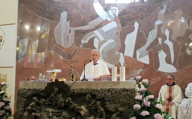 Fra Petar Krasić, jedan od najstarijih svećenika u Hercegovini, proslavio Dijamantnu misu