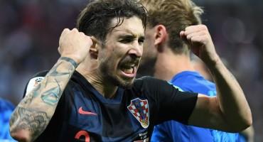 Atletico prijavio Vrsaljka za Ligu prvaka
