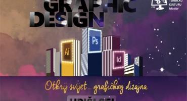 Centar za tehničku kulturu Mostar:Tečaj grafičkog dizajna