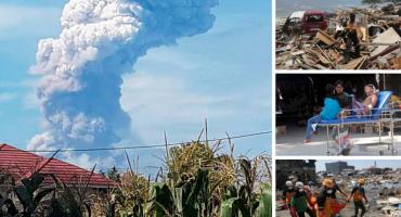 Strava u Indoneziji: Vulkanski tsunami