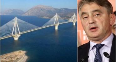 Luka Bebić: Trebamo tužiti BiH jer oni, preko Komšića, žele falsificirati granicu