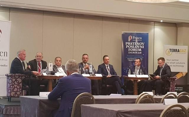 Održan drugi Prstenov poslovni forum Zagreb 2018
