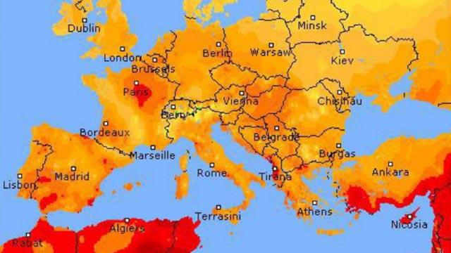 Temperature do 43 stupnja. Očekuje se pravo ljetno vrijeme ali i udari toplinskog vala opasni za zdravlje!