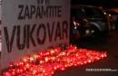 Mostar: Ultrasi odali počast Vukovaru