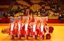 Europski kup u Ohridu: Tomislavgradske mažoretkinje apsolutne pobjednice