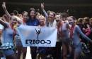 Plesni klub ERIGO nastupio  u Beogradu