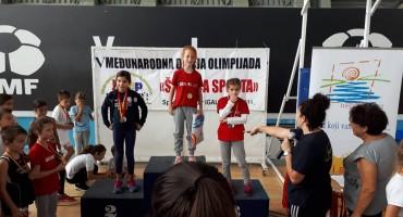 Ušs UniSport Stolac uspješan na 5. međunarodnoj dječjoj olimpijadi u Herceg Novom