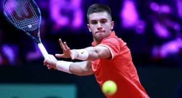 ATP Zhuhai: Ćorić uvjerljivom pobjedom do četvrtfinala