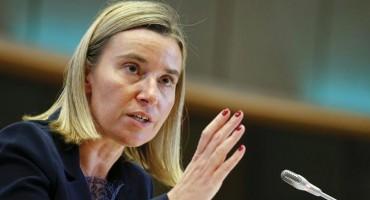 Federica Mogherini: Kosovo mora opozvati odluke o carinama na robu iz Srbije i BiH