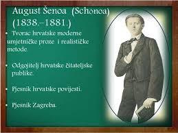 14. studenoga 1838. rođen je velikan August Šenoa
