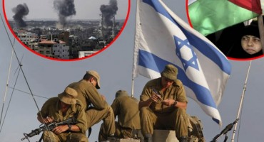 Sukob Izraela i Hamasa prenio se i na BiH - simbolima