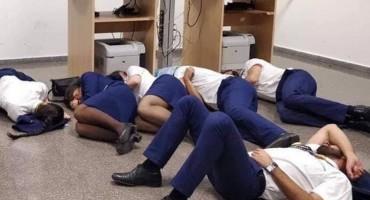 'Ryanair' otpustio radnike s fotografije koja se proširila internetom