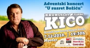 Od sutra u prodaji ulaznice za koncert Kiće Slabinca u Mostaru