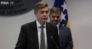 EU U BIH Wigemark: Pitanje popune Doma naroda nije pitanje međunarodne zajednice