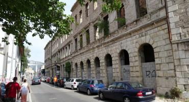 Bivša Viša djevojačka škola u Mostaru već odavno je ruševina