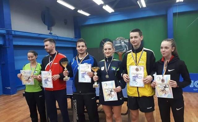 Mostarac Luka Matković na vrhu BiH stolnog tenisa