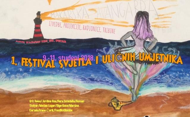 Počinje 'Prvi međunarodni Festival svjetla i uličnih umjetnika'