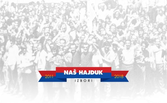 Članovi Hajduka su od 11 kandidata izabrali sedmoricu nadzornika