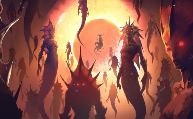 Novi World of Warcraft update odvest će nas u zemlju enigmatične Naga rase