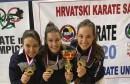 Broćanske karatašice seniorske prvakinje Hrvatske