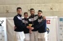 Juniori Karate kluba CROHERCegovina srebrni na prvenstvu Hrvatske
