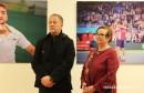 Mostar: Otvorena izložba foto-portreta Marina Čilića i Ivana Dodiga